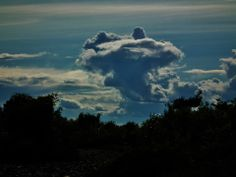 Nature at Mølen To Go, Clouds, Celestial, Sunset, Places, Nature, Outdoor, Beautiful, Outdoors