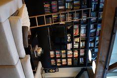 """Bookshelf, a.k.a. """"entertainment unit"""""""