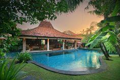 Villa Des Indes is the perfect Bali luxury villas option.