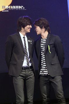 Lee Min Ho & Kim Bum...both such handsome men정선카지노 PINK14.COM 정선카지노 정선카지노 정선카지노 바카라