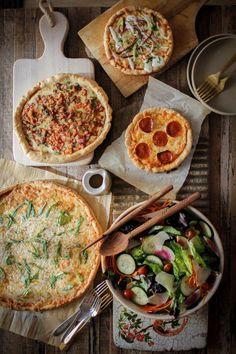 Gluten Free Pizza Dough & Marinara Sauce ⋆ This Mess is Ours Best Gluten Free Recipes, Gluten Free Pizza, Allergy Free Recipes, Supper Recipes, Delicious Dinner Recipes, Pizza Recipes, Sauce Recipes, Pizza Recipe Video, Easy Fruit Pizza