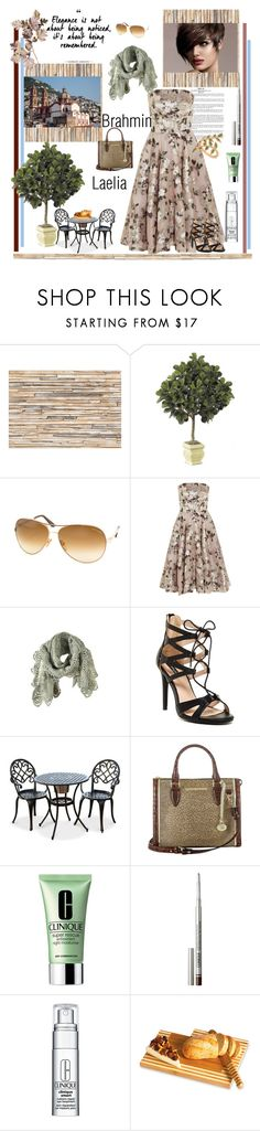 """My Future Brahmin Bag!!!  #311"" by dreamer1983 ❤ liked on Polyvore featuring Brewster Home Fashions, Brian Atwood, Tom Ford, Alexander McQueen, Dahlia, Brahmin, Clinique, Picnic Plus and Allurez"