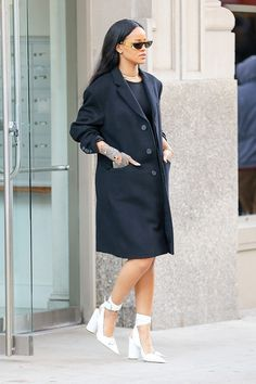 The Style-O-Meter: Cool Celeb Outfits From Easy to Advanced via @WhoWhatWear