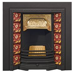 Victorian Tiled Insert Fireplaces - Stovax Traditional Fireplaces