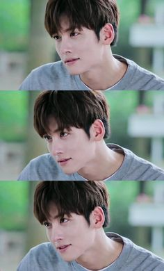 ❤❤ 지 창 욱 Ji Chang Wook ♡♡ that handsome and sexy look. Ji Chang Wook Smile, Ji Chang Wook Healer, Ji Chan Wook, Korean Star, Korean Men, Asian Men, Park Hyung Sik, Asian Actors, Korean Actors