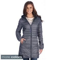United Face Women's Lightweight Hooded Down Coat Cost