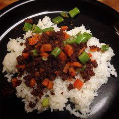 Gluten Free Korean Beef and Veggies Rice Bowl   Small Town Living in Nevada