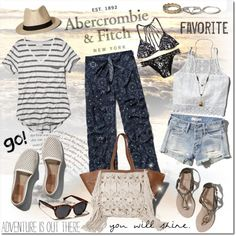 Summer Travel Fashion For Women Over 40 (16)