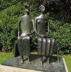 koning en koningin henry moore - Google zoeken