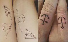 Tatuajes iguales para parejas