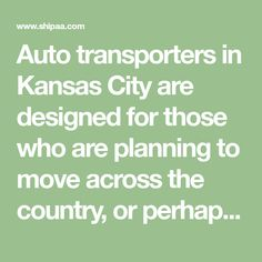 Experts In Auto Transport Perfect Image, Perfect Photo, Love Photos, Cool Pictures, How Do You Find, Pretty Good, Need To Know, Kansas City, Thats Not My