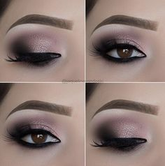"pretty eye makeup History of eye makeup ""Eye care"", quite simply, ""eye make-up"" has always Pretty Eye Makeup, Makeup Eye Looks, Eye Makeup Steps, Smokey Eye Makeup, Love Makeup, Makeup Inspo, Eyeshadow Makeup, Makeup Inspiration, Makeup Ideas"