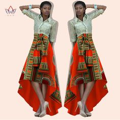 Traditional-African-Clothing-Skirt-Winter-Skirts-Womens-Bazin-Riche-African-Women-Clothing-Maxi-Skirt-African-Print.jpg_640x640.jpg (640×640)
