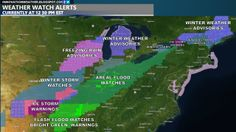 All the details and the breakdowns are in this afternoon's updated edition of the Innovation Weather blog presented by Lead Forecaster, David Saurer.  We will be tracking it all throughout the weekend.  Have a safe one.- Dave.   http://www.bubblews.com/news/1863746-weekend-weather-update-flooding-concerns-heavy-rainfall-severe-weather-possible-ice-storm-and-winter-storm-analysis-from-lead-forecaster-of-iw-david-saurer