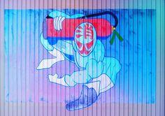 Fire Ninja: A Photo of Nagoya, Japan from Nagoyish.com