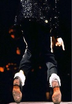 Funny MJ fact #MJ was not satisfied about the time he stood on his toes during motown 25 #MichaelJackson #billiejean