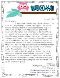 Image result for sample welcome letter to students from teacher middle school