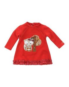 LAURA BIAGIOTTI BABY Girl's' Dress Red 6 months