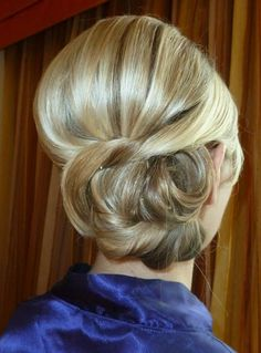 Updo by: All Done Up! Updo by: All Done Up! Bridal hair, wedding hair, bridesmaid, updo, big bun, formal look, prom style, Bride, Scottsdale, Arizona, all done up, on location, salon, romantic hair