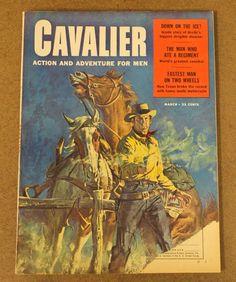 Cavalier Vol 5 45 March 1957 Frank McCarthy | eBay