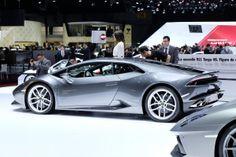 Lamborghini unveiled their brand-new Huracán supercar at the Geneva Motor Show this week.