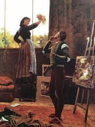 Resultado de imagen para imagenes de pintura chilena  pedro lira