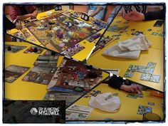Dzięki za dziś!! #boardgames #gryplanszowe #tabletopgames #scythe #isleofskye #wyspaskye #51masterset #planszówki #planszowki