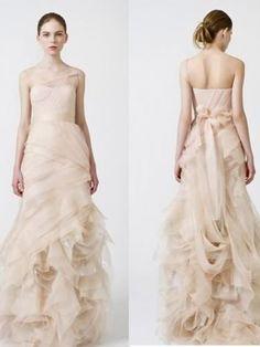 Vera Wang Farrah Wedding Dress