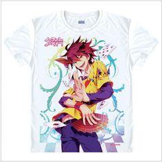 No Game No Life Anime T-Shirt V4