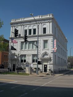 The United Duroc Building, Peoria, Illinois photo: M Forssander-Baird Peoria Illinois, Central Illinois, Great Pictures, Old Pictures, East Peoria, Norman Rockwell Paintings, Birth, Chicago, Street View
