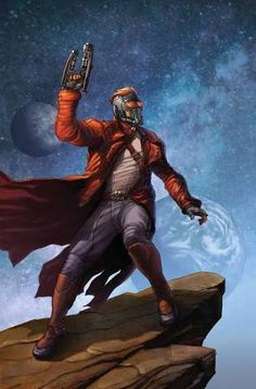 Peter Quill (Star-Lord)