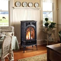 Nice for a second gas stove at our house...Jotul Gas Stove Reviews   Noctomic