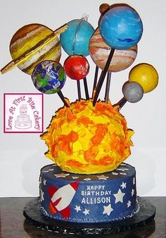 Outer Space Solar System