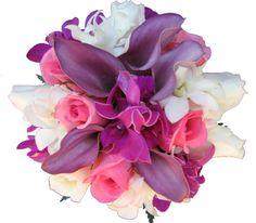 Unique and beautiful arrangement