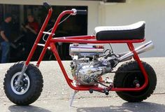 TACO Minibike