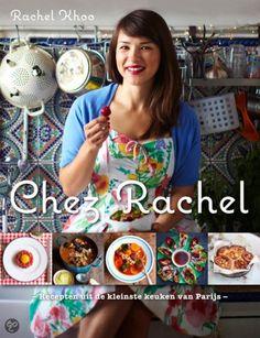 Chez Rachel. Franse gerechten uit het kleinste keukentje van Parijs.