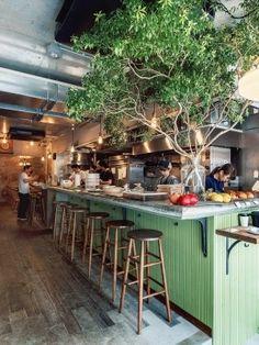 Showpieces For Home Decoration Bistro Restaurant, Cafe Bistro, Cafe Bar, Cafe Interior Design, Cafe Design, Interior Design Living Room, Restaurant Design Concepts, Kitchen Bar Design, Tea Lounge