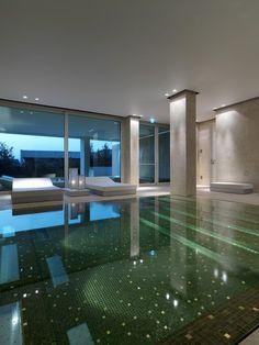 Wellnesshotel in der Lombardei mit tollem Design: C Hotel & Spa, Cassago Brianza, Italien   Escapio