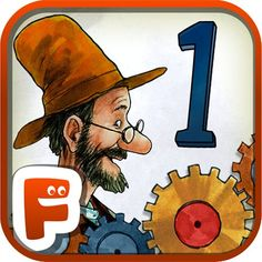 Help Pettson and Findus build their inventions! In this tricky game you should help building these clever inventions. You need to figure out which ones of the objects should be included and where to put them in the machinery. Best Android, Android Apps, Android Smartphone, Ipod Touch, Kindle Fire Apps, Tricky Games, Puzzles, Clever Inventions, App Of The Day
