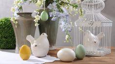 figurki kurki i jajek