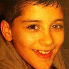 Zayn malik when he was little xx
