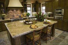 olive green distressed cabinets - Google Search