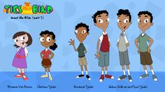 PnF: Ties That Bind Kids (2 of 3) by KicsterAsh on @DeviantArt