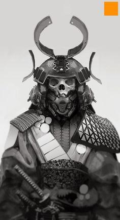 "sekigan: "" samurai2.jpg (547×1000) | Second skins and fiction suits | Pinterest """