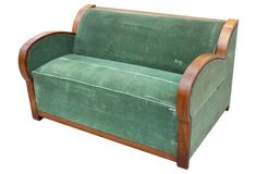One Kings Lane - Room by Room - French Art Deco Pull-Out Sofa