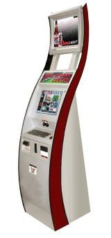 stand alone outdoor kiosk
