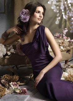 Bridesmaids and Special Occasion Dresses by Jim Hjelm Occasions - Style jh5981