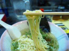 笠岡市「はや川ラーメン 一笑懸麺」お茶漬け?みたいな塩ラーメンが美味!家族連れにもおすすめなラーメン屋さん