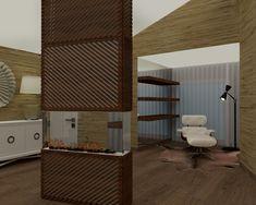 Blanco Interiores Decor, Room Divider, Furniture, Home Decor, Room
