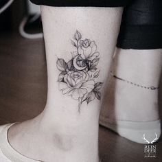 Find the special ankle tattoo that really speaks to you.